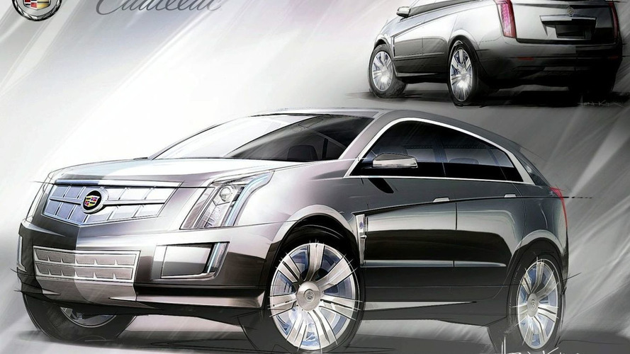 GM axes SRX-based luxury plug-in hybrid - report