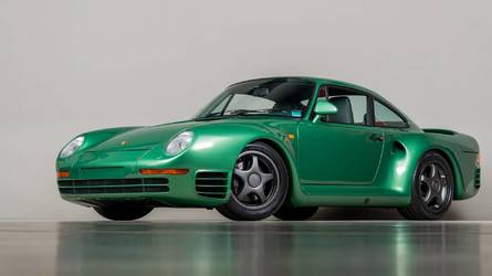 Company Offers $750K Upgrade For 30-Year-Old Porsche 959