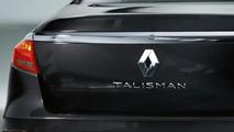 Renault Talisman teaser image 16.3.2012