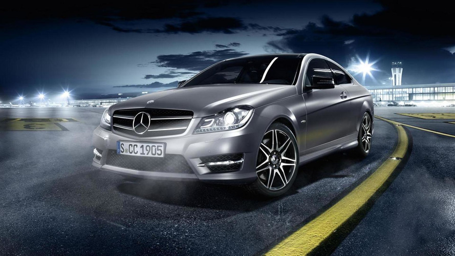 Mercedes introduces C-Class Coupe Sport and AMG Plus Sports package
