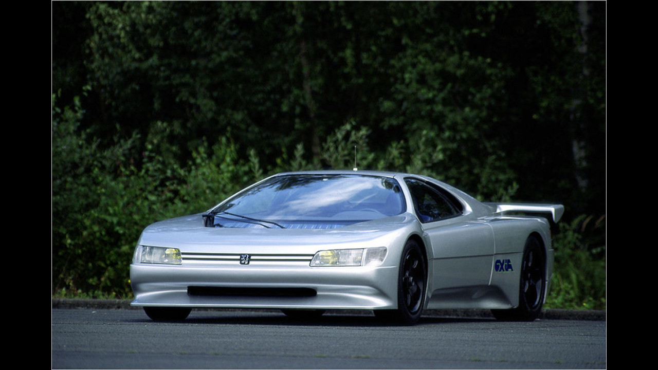 Peugeot Oxia (1988)