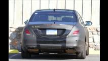 Erwischt: Mercedes S-Klasse