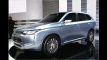 Neuer Mitsubishi Outlander