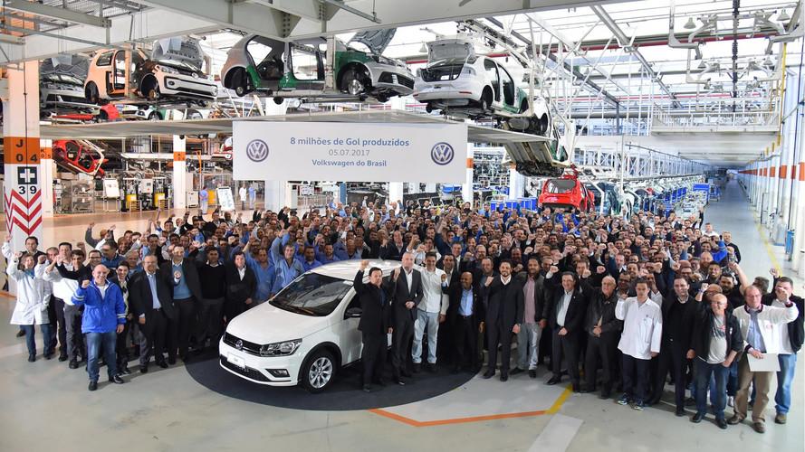 """""""Não desistiremos do Gol"""", diz chefão da Volkswagen"""