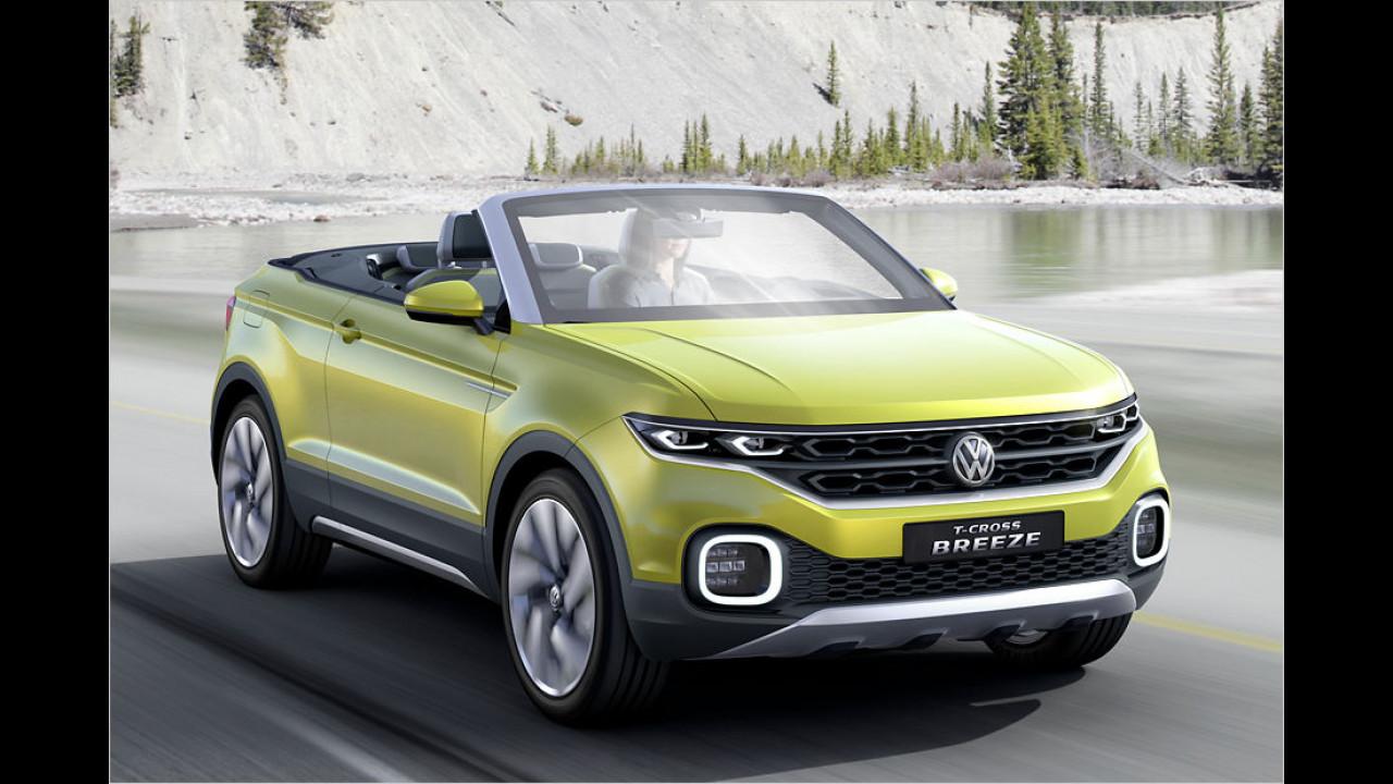 VW T-Cross Breeze (2016)