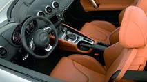 New Audi TT Roadster Revealed