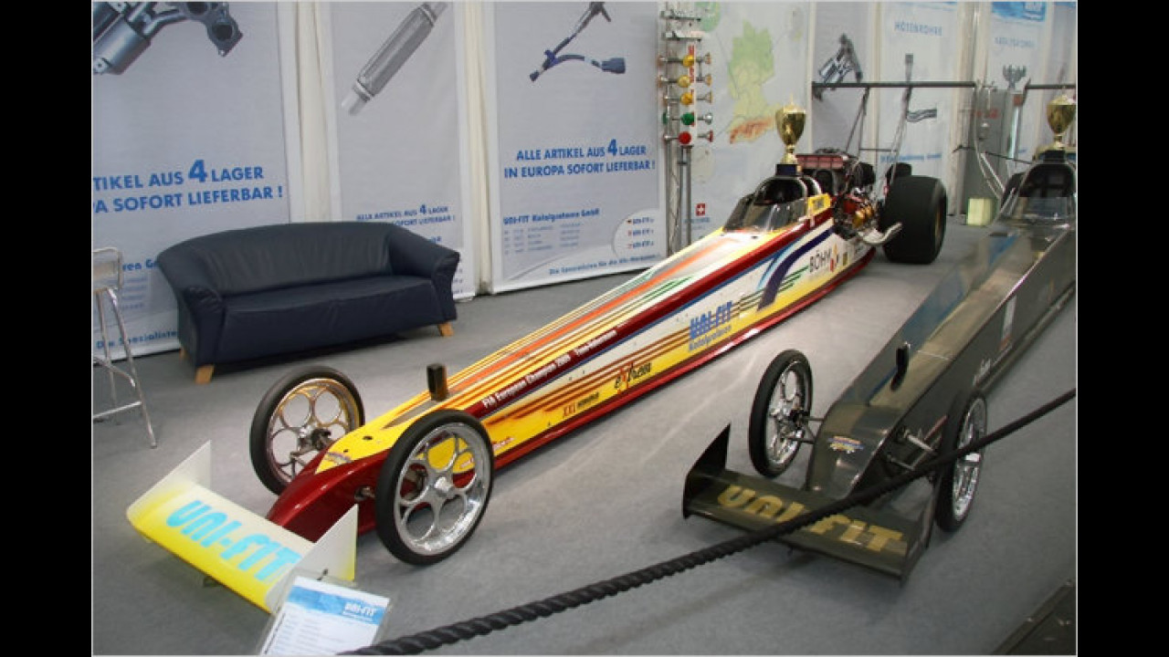 Methanol-Dragster Habermann Racing