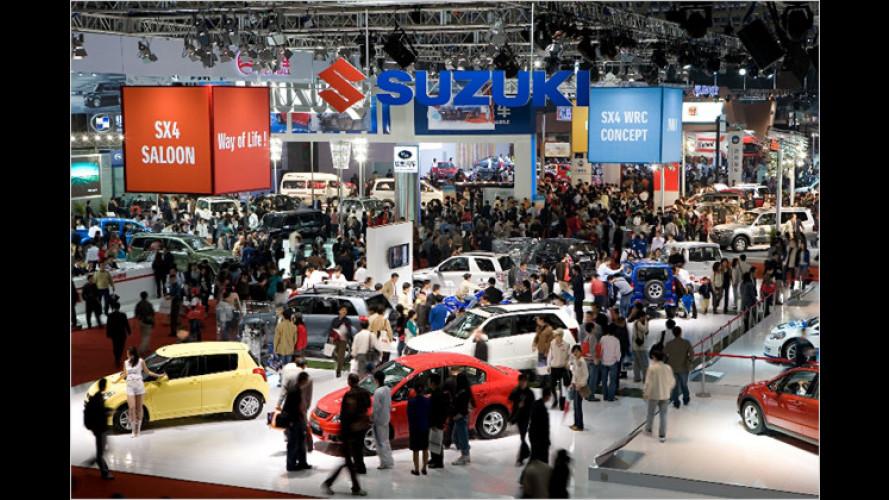 Branchenschau im Fernen Osten: Die Auto Shanghai 2009