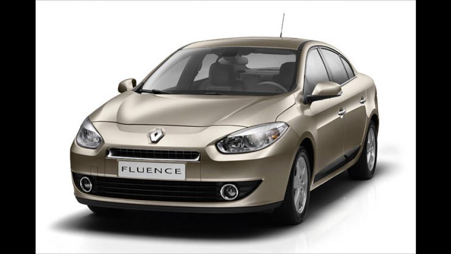 Renault Fluence: Nachfolger des Stufenheck-Mégane kommt