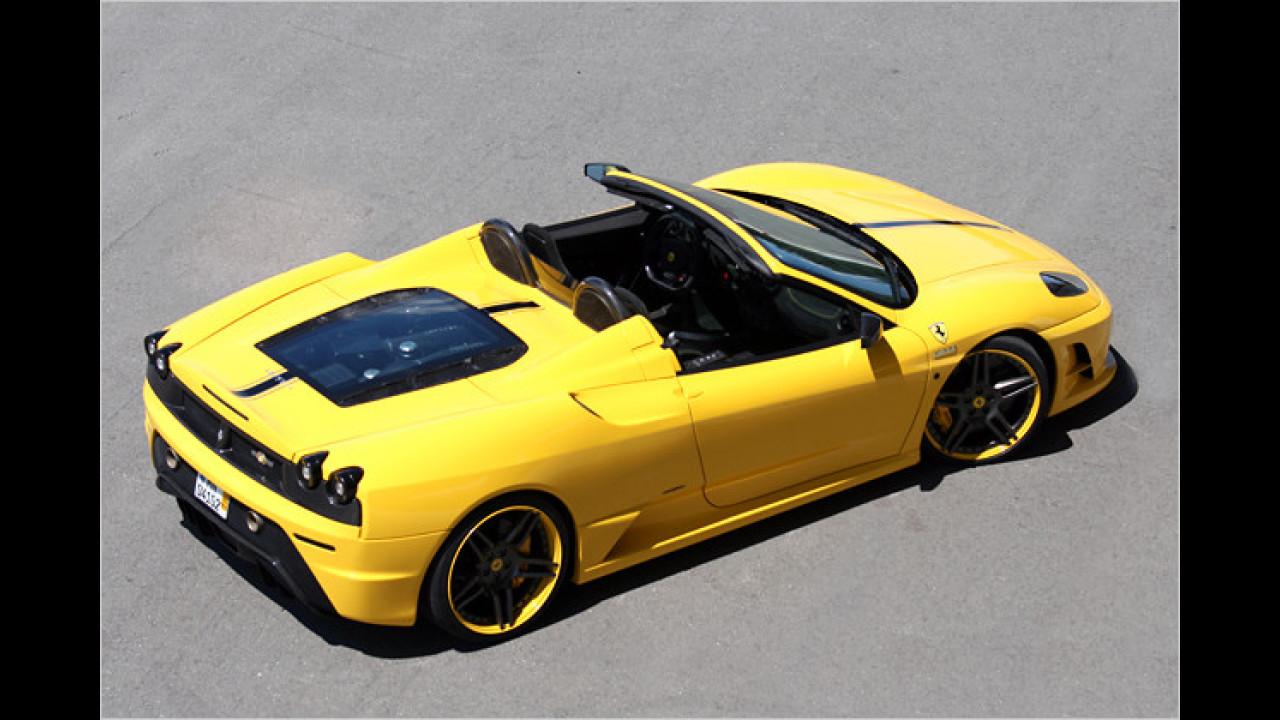 Novitec Scuderia Spider 16M