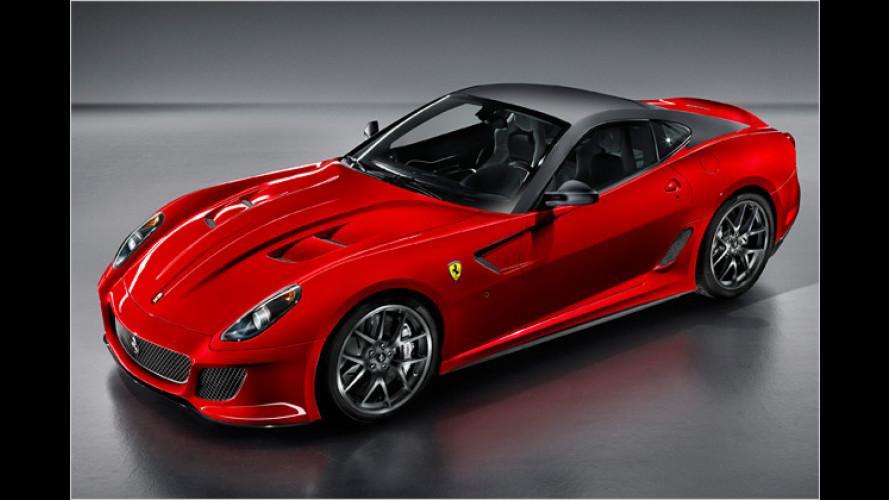 Ferrari 599 GTO: Italienisches Kraftpaket