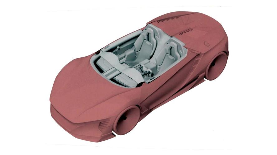 Yoksa bu yeni küçük honda NSX mi?