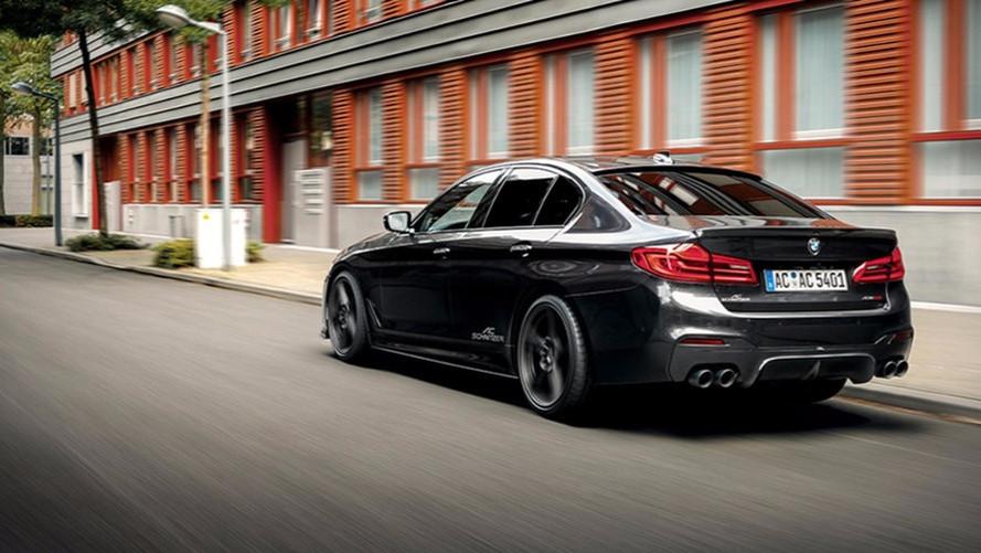 VIDÉO - AC Schnitzer offre plus de punch à la BMW Série 5