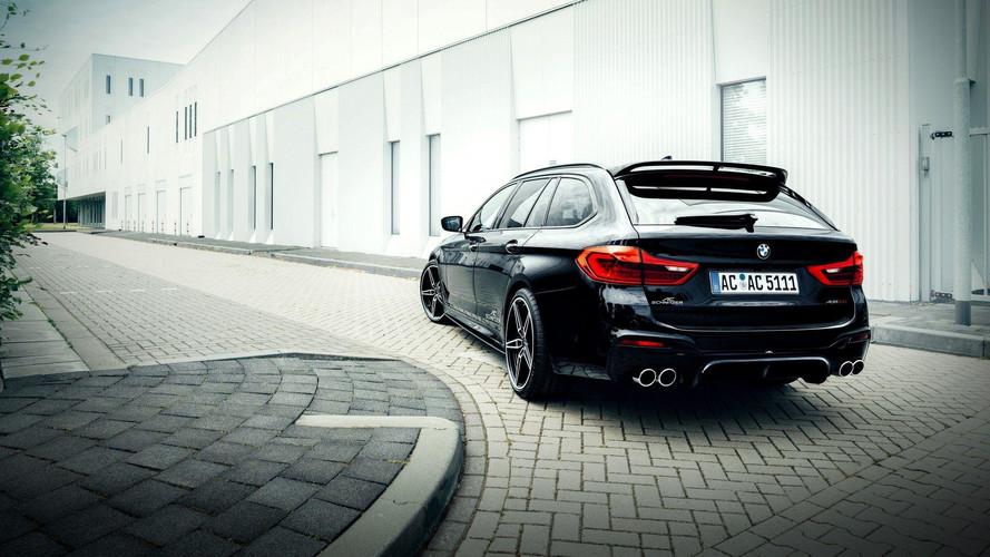 BMW 5-ös sorozat - AC Schnitzer
