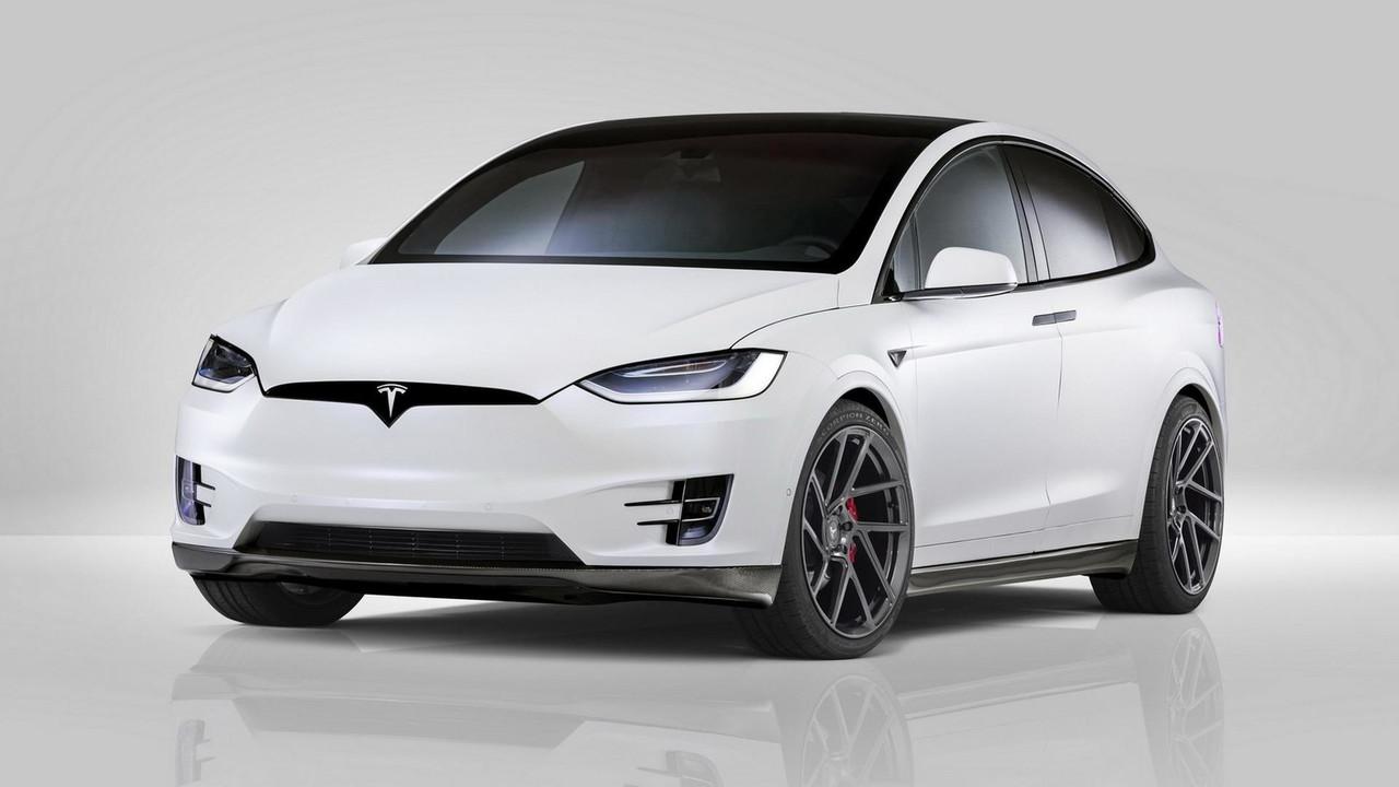 Tesla Model X By Novitec Motor1 Com Photos