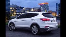 Frankfurt: Hyundai Santa Fe 2016 aparece de cara nova e mais tecnológico