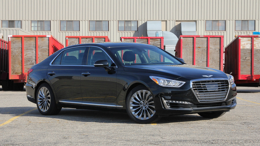 2017 Genesis G90 5.0 Review: New brand, old school appeal