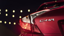 2018 Toyota C-HR teaser