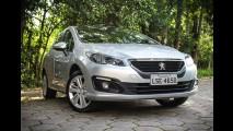 Peugeot lança 308 2017 1.6 turbo por R$ 85.490 e aposenta de vez motor 2.0