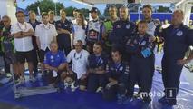 WRC - Mannequin challenge Volkswagen WRC