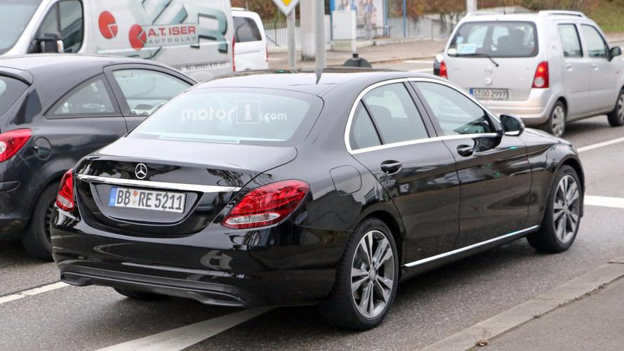 Une version hybride rechargeable pour la Mercedes Classe C 2018
