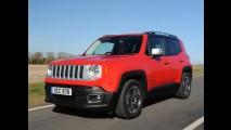 Renegade surpreende e ajuda Jeep a bater recorde de vendas na Europa