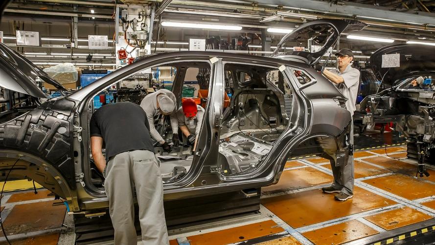 Nissan Qashqai, İngiltere'de üretilmeye devam edecek
