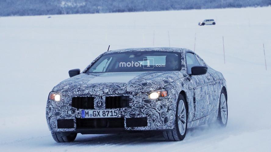 Next-gen BMW 6 Series Coupe, Convertible spy photos