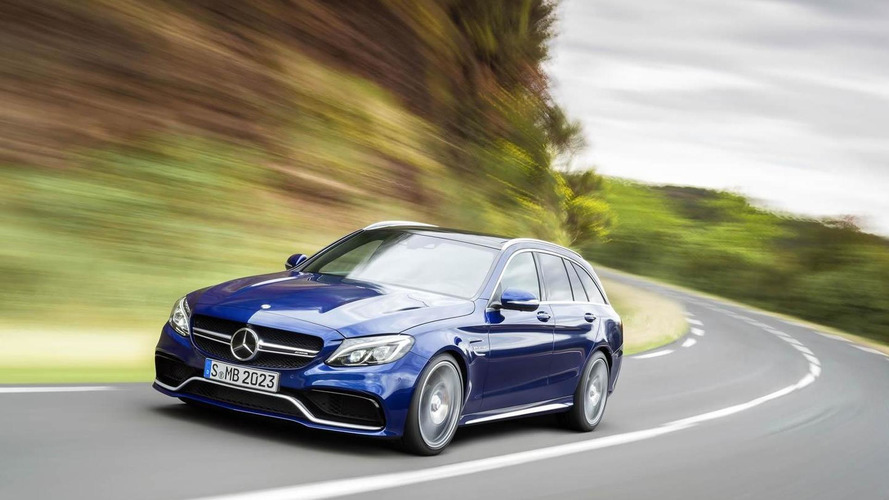 Mercedes-Benz C63 AMG / C63 AMG S Sedan and Estate officially revealed