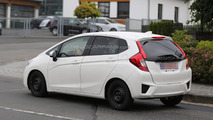 2015 Honda Jazz (Euro-spec) spy photo