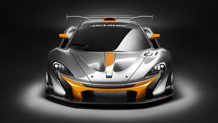 Production McLaren P1 GTR to debut in Geneva [video]