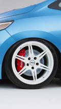 Bisimoto 2015 Honda Fit Turbo