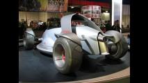 Toyota Motor Triathlon Race Car Concept