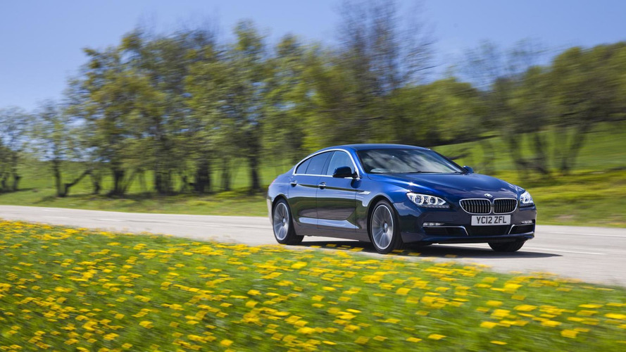 BMW 6-series Gran Coupe pricing announced (UK), new photos & video released