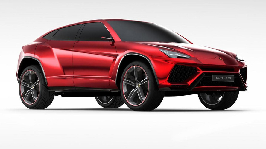 Lamborghini could build the Urus outside Italy