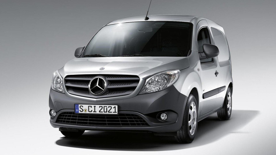 Mercedes-Benz Citan receives only three stars from Euro NCAP [videos]