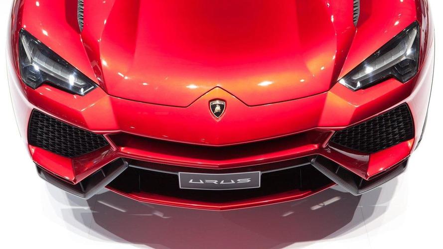 December 4-én debütál a világ első SSUV-ja, a Lamborghini Urus
