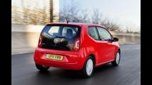 Volkswagen Up! desembarca no Reino Unido custando o equivalente a R$ 22.600