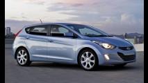 Projeção: Novo Hyundai i30 2012