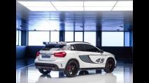 Mercedes GLA 45 AMG de 360 cv será apresentado no Salão de Los Angeles