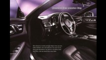 Vazam primeiras imagens oficiais do Novo Mercedes CLS 2011