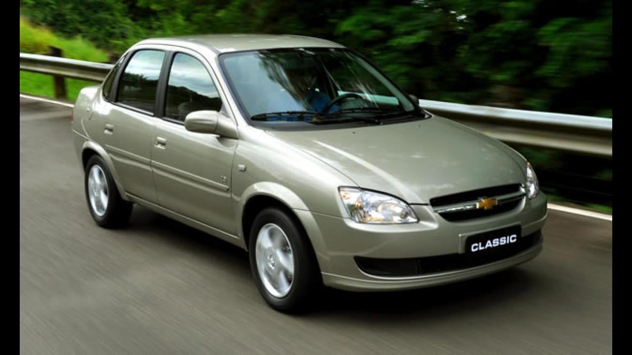 """Chevrolet faz o """"feirão de fábrica"""" neste fim de semana - Veja alguns preços e condições"""