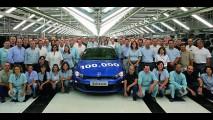 Volkswagen Scirocco atinge a marca de 100 mil unidades produzidas