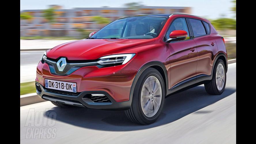 Chega em 2015: Renault terá SUV do Megane baseado no Nissan Qashqai