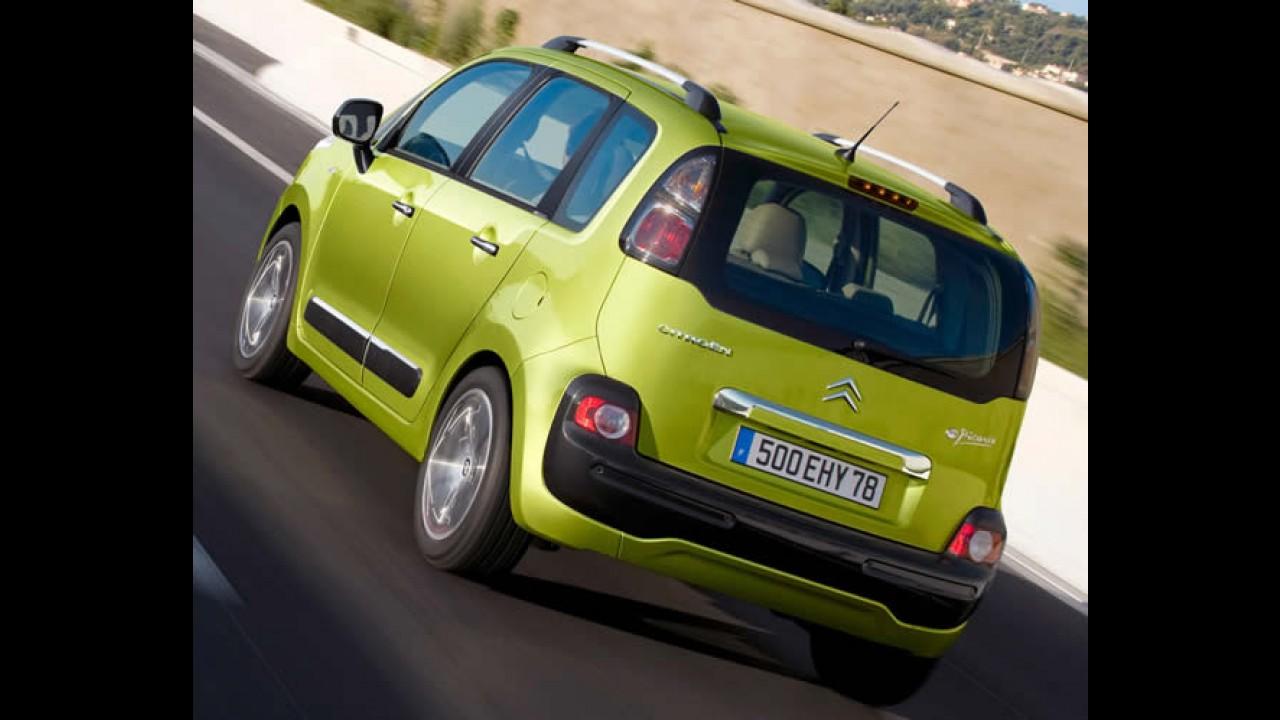 Registrado: Citroën AirDream será o nome do C3 Picasso no Brasil