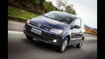 VW Fox e up! foram descartados na Índia: um é grande e o outro caro