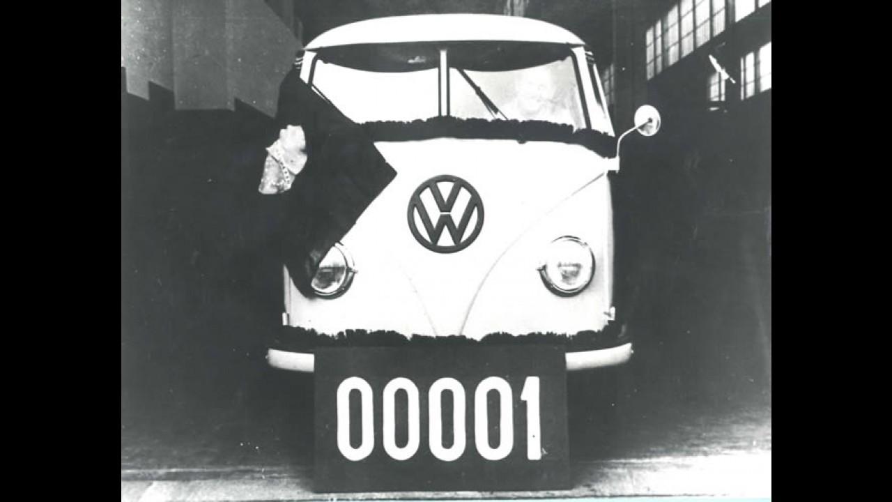 Volkswagen Kombi chega a marca de 1.500.000 de unidades fabricadas no Brasil
