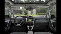 Toyota Verso 2013 reestilizado tem imagens divulgadas