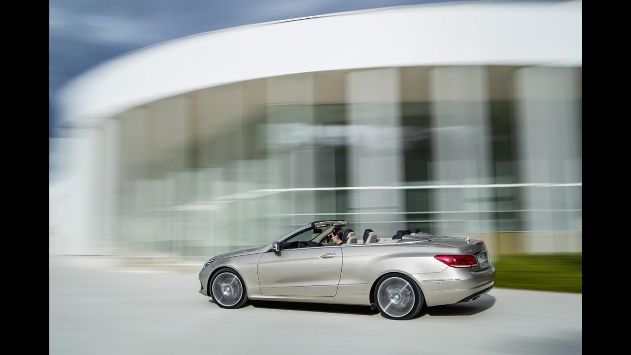 VÍDEO: Novos Mercedes Classe E Coupé e Cabrio em movimento