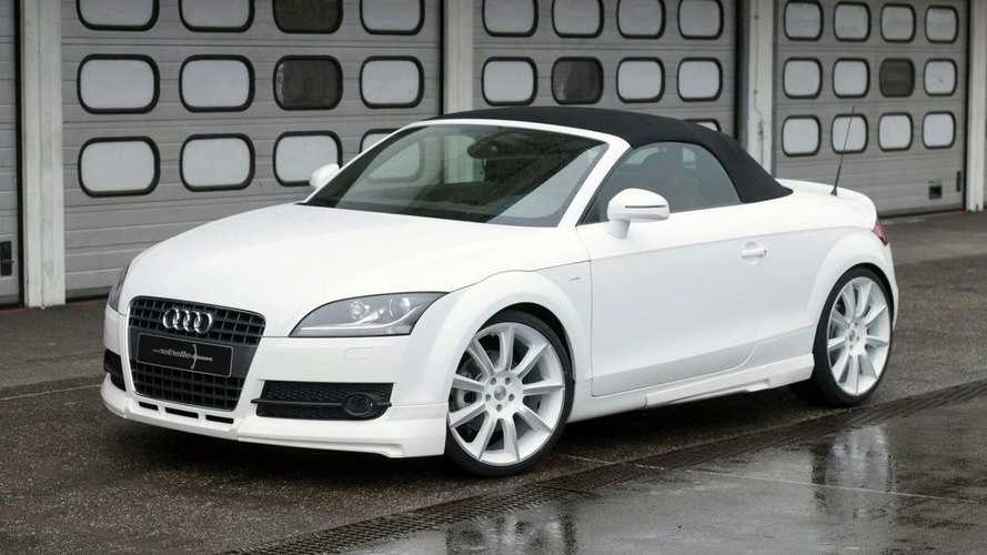 Nothelle Audi TT Test Drive